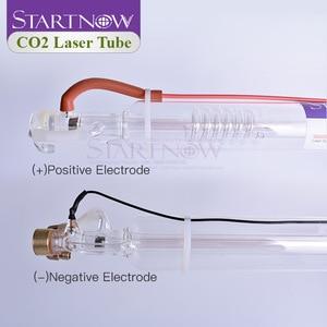 Image 2 - Startnow 40 واط الليزر أنبوب CO2 الليزر الزجاج مصباح ليزر امدادات الطاقة حفارة آلة أجزاء الأنابيب نحت قطع وسم المعدات