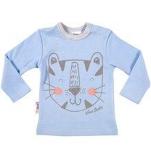 Кофточка Viva Baby Мальчики М4102-3, голубой