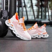 Chaussures de course respirantes et légères pour hommes, baskets de sport confortables, à la mode, de Jogging, grande taille, 47, 48, 45, 46