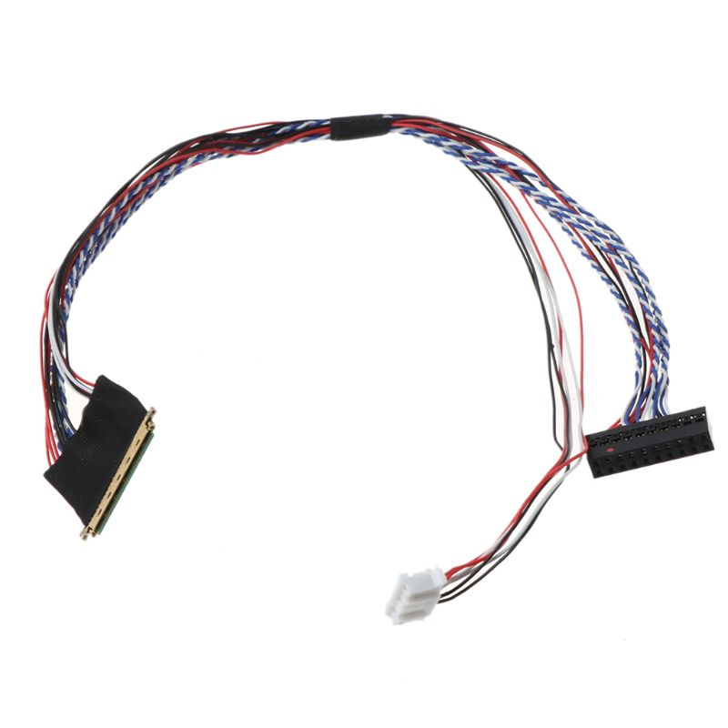 40Pin 6 Bit LVDS Cable For7/8/10.1/11.6/12.5/13.3/14/15.6