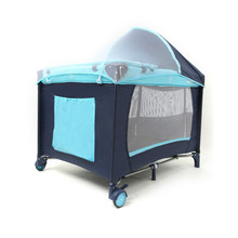 Baby Bed Bed-Bed Folding Multifunctional Portable Custom New-Product Wholesale