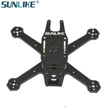 S150A miniature Drone bracket competition dedicated 150mm wheelbase full carbon fiber assembly uav accessories(China)