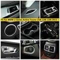 Интерьер старт стоп двигатель Кнопка/Ручка двери чаша рамка Накладка для BMW 2 серии Tourer F45 F46 2015 - 2019 220i 228i