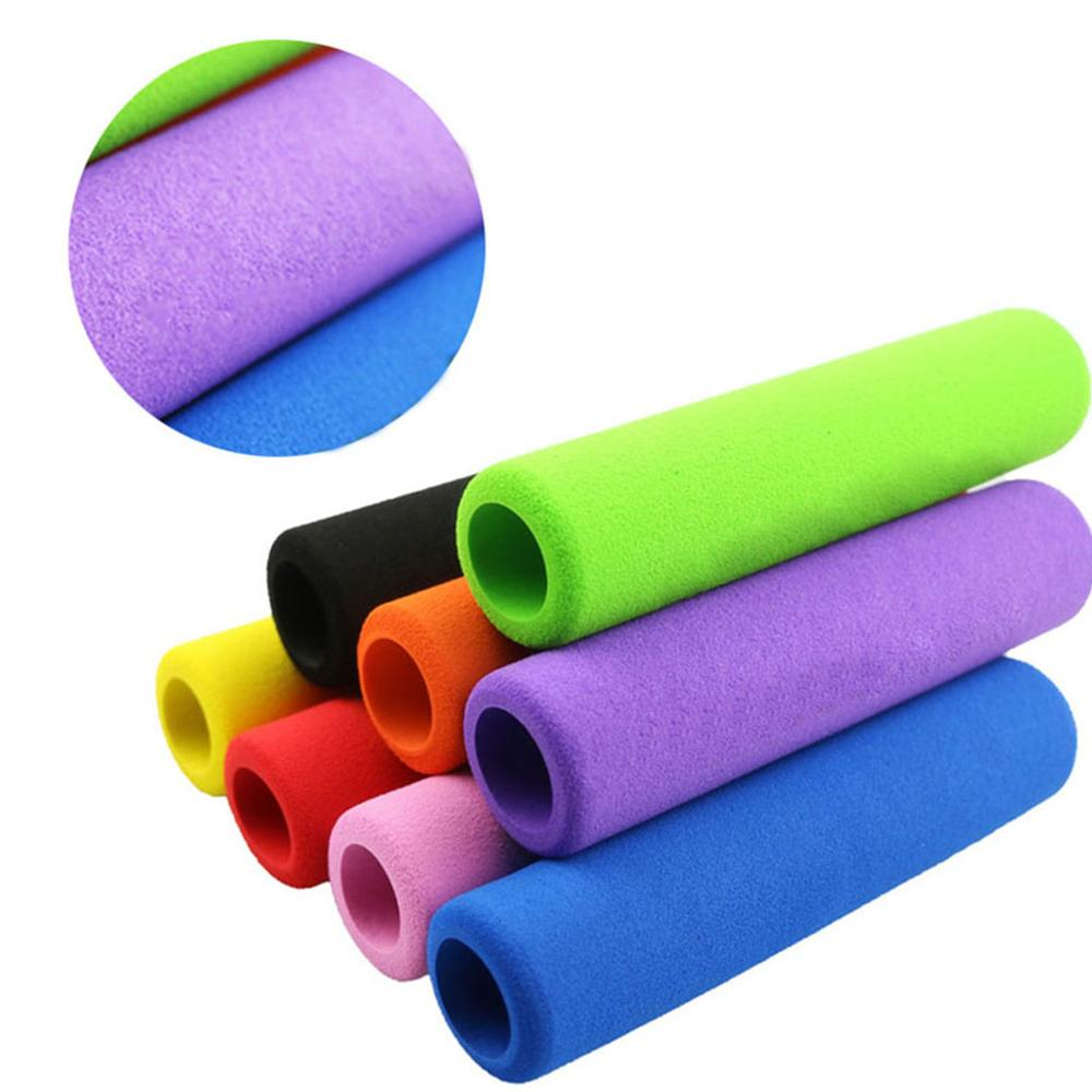 ODI New Soft Shock Absorbing Fixie Bike BMX Scooter Grips Assorted Colors 1 pair