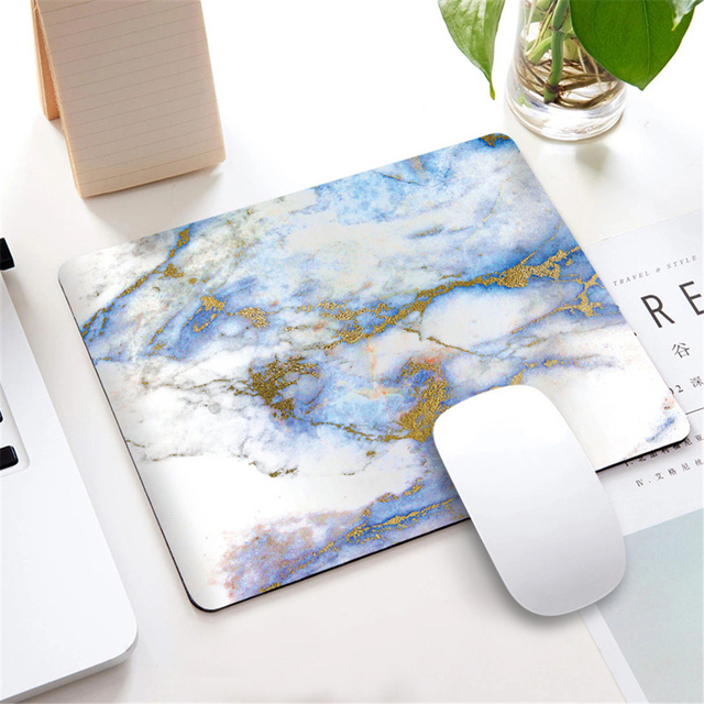 Marble Style Mousepad 4