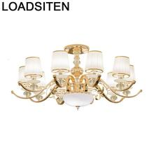 Nordic Design Crystal Hanglamp Industrieel Luminaire Suspendu Lampen Modern Lustre E Pendente Para Sala De Jantar Hanging Lamp