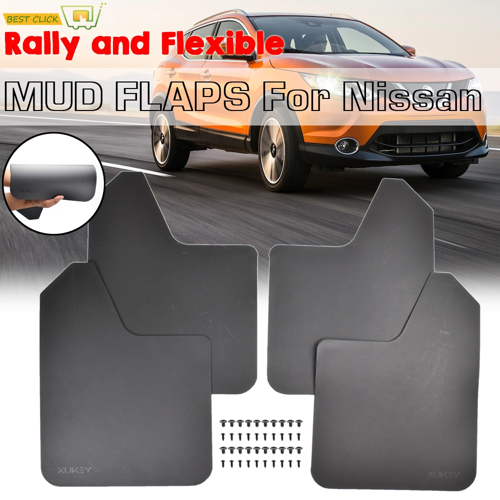Mud Flaps Splash Guard for Nissan Murano 2015-2018 Mudguard Fender SUV