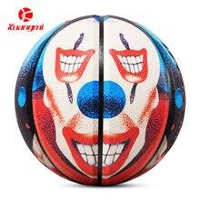 Kuangmi в стиле «Джокер» для баскетбола Размеры 7 Для мужчин