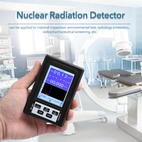 BR 9B Handheld Portable Digital Display Nuclear Radiation Detector Geiger Counter Semi functional Type Dosimeter Marble Tester