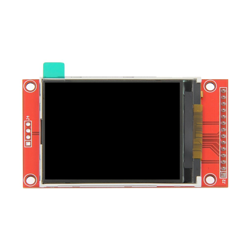 2.4inch TFT SPI Serial LCD Resolution 320*240 2.4inch LCD Display Module With SD Card Slot 3.3V-5V Driver IC ILI9341