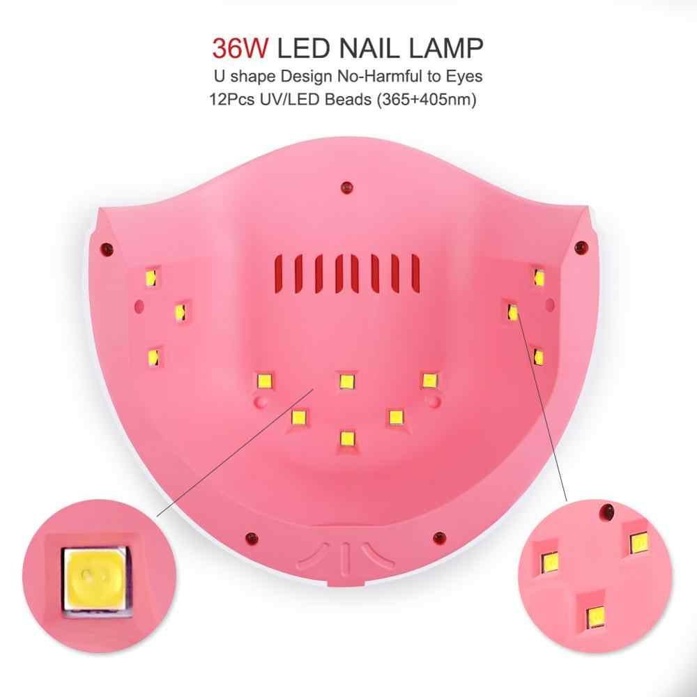 COSCELIA ensemble de 20 pièces pour Gel vernis 10ML Gel vernis à ongles ensemble outils pour manucure Kit d'ongle tout pour manucure ensemble pour Nail Art poussoir