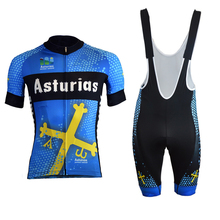 цена на 2020 Australia pro team cycling clothing summer men short sleeves suit ropa ciclismo bib shorts bike clothes cycling jersey set