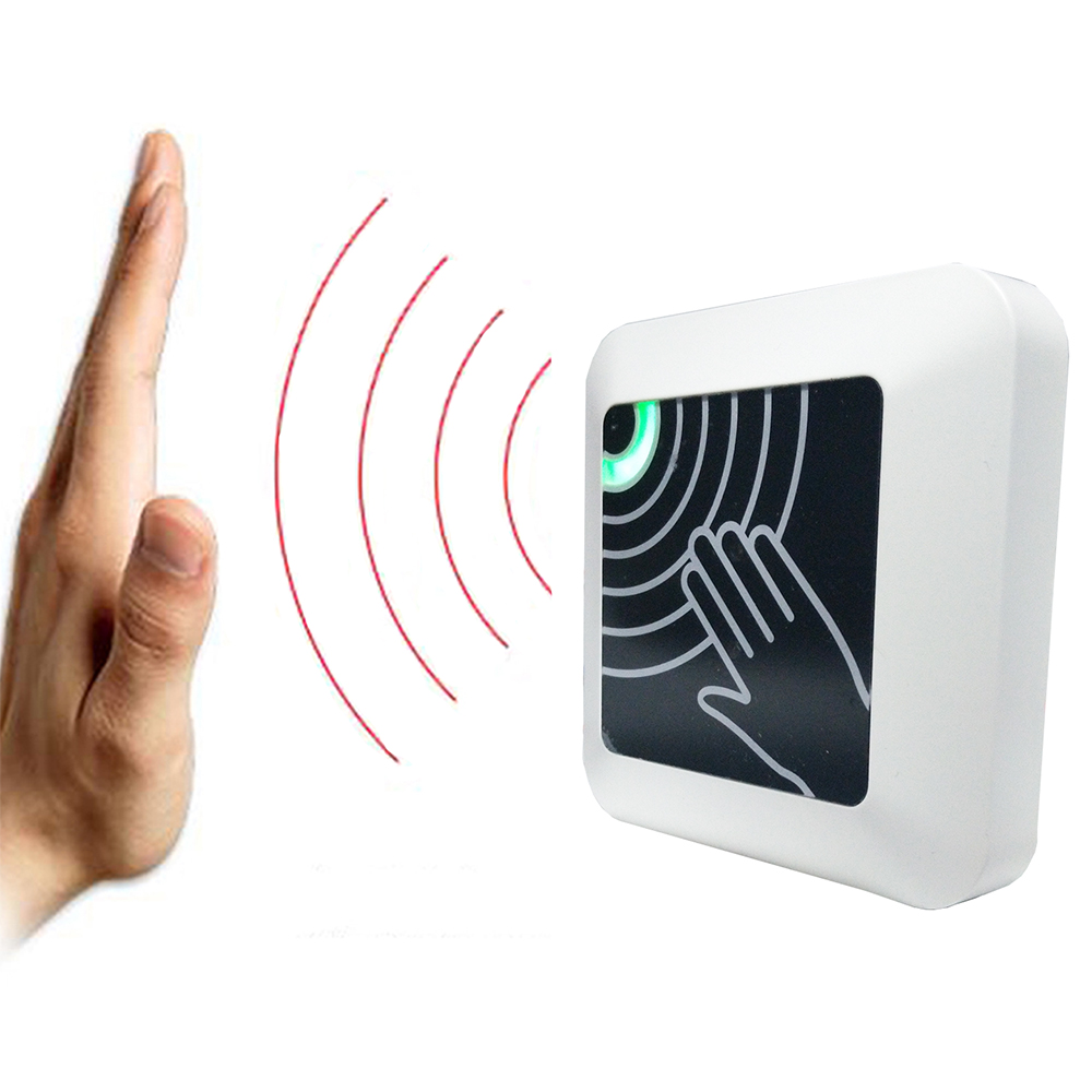 Surface Install Contactless No Touch Infrared Exit Button IR Door Release