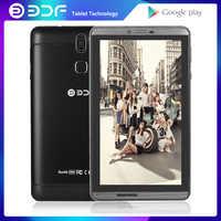 BDF tabletas Android de 7 pulgadas 3G llamada de teléfono trituradores tarjeta Sim 16GB ROM WiFi Bluetooth FM mini Tablet Pc Kids tab