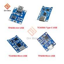 5 sztuk BMS 5V 1A 18650 ładowarka do płyty baterii litowej Mini/Micro USB ładowanie z funkcjami ochronnymi