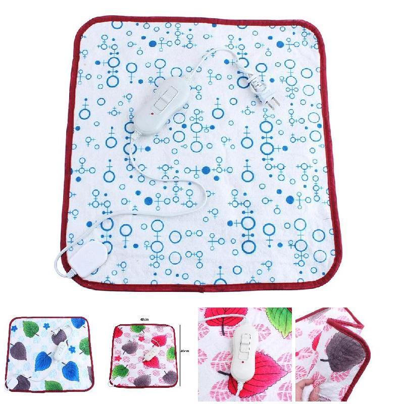 40*40cm 20W Dog Cat Electric Heat Pad Temperature Adjustable Pet Bed Blanket Puppy Kitten Bunny Heater Mat TT-best