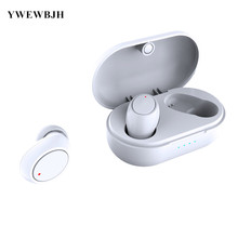 YWEWBJH Air 3 TWS Headphones Bluetooth 5.0 Wireless Earphones Sports Earphone 3D Stereo Sound Earbud with Mic and Charging box