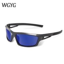 WGYG Unisex Night Vision UV400 Polarised Driving Sun Glasses For Men Polarized S