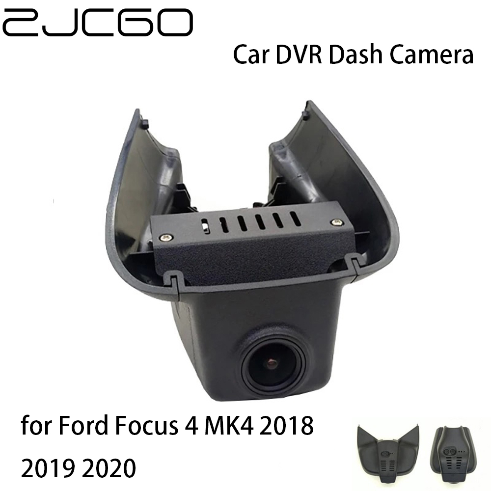 <font><b>Car</b></font> <font><b>DVR</b></font> Registrator Dash Cam Camera <font><b>Wifi</b></font> Digital Video Recorder for <font><b>Ford</b></font> Focus 4 MK4 2018 2019 2020 image