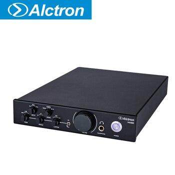 Alctron HA660 monitor stereo headphone amplifier, multi-function, new designed cirduit