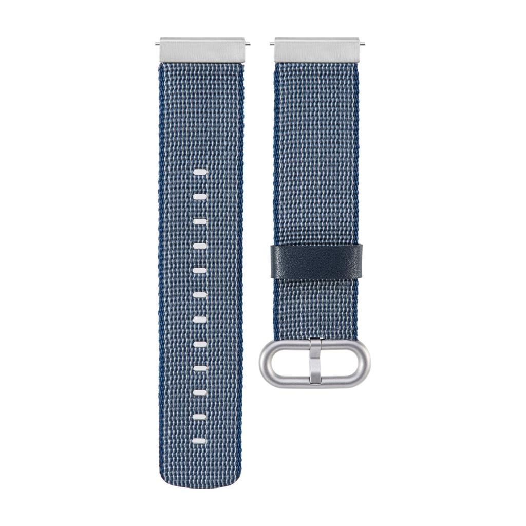 Woven nylon gear s3 strap for Samsung Galaxy Watch 46mm 42mm active 1 2 Bracelet Huawei watch GT 2 strap 22mm 20mm watchband in Watchbands from Watches