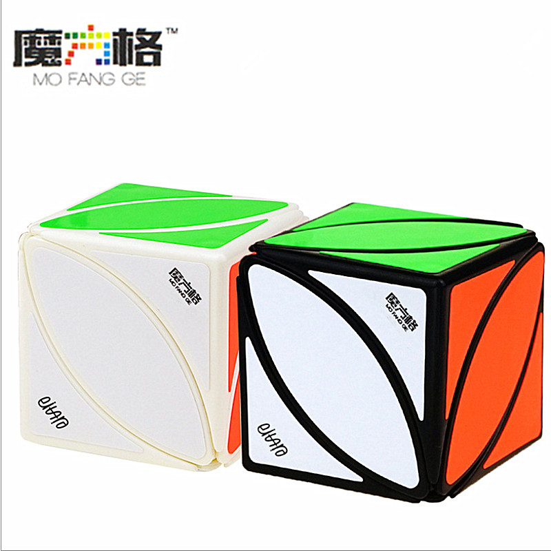 QiYi Ivy Cube Toy Professional Cubo Special Educational Toy For Kids The First Twist Cube Of Leaf Line Puzzle Magic Cube
