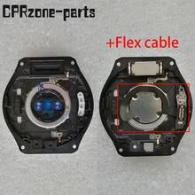 Plata con cable flexible para Huawei watch2 Reloj 2 smart watch batería puerta trasera cubierta trasera carcasa envío gratis