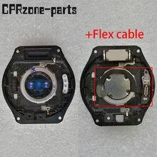 Srebrny z flex kabel do huawei watch2 zegarek 2 inteligentny zegarek tylna pokrywa baterii tylna obudowa darmowa wysyłka
