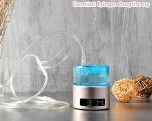 SPE&PEM High hydrogen Rich concentration water bottle Minimal H2 water generator Hydrogen Water  lonizer Alkaline