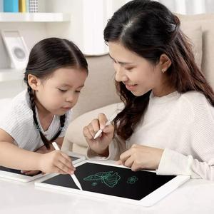 Image 5 - شاومي Mijia LCD الكتابة بخط اليد السبورة الكتابة اللوحي 10/13.5 بوصة مع القلم الرسم الرقمي الكتابة الاطفال الإلكترونية تخيل الوسادة