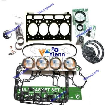 V2403 Engine Overhaul Rebuild Kit For Kubota Kubota Tractor L48TL L48TLB V2403 Diesel Engine Repair Parts