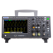 Signal-Generation-Oscilloscope Digital-Storage Dual-Channel Hantek DSO2C10 2D15 100M