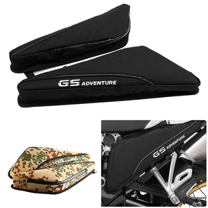 Triangle Toolbox Repair Waterproof Frame Pockets Enough Storage Space for BMW R 1200 GS R RS LC ADV 2013-2020 R1250 GS F750 F850