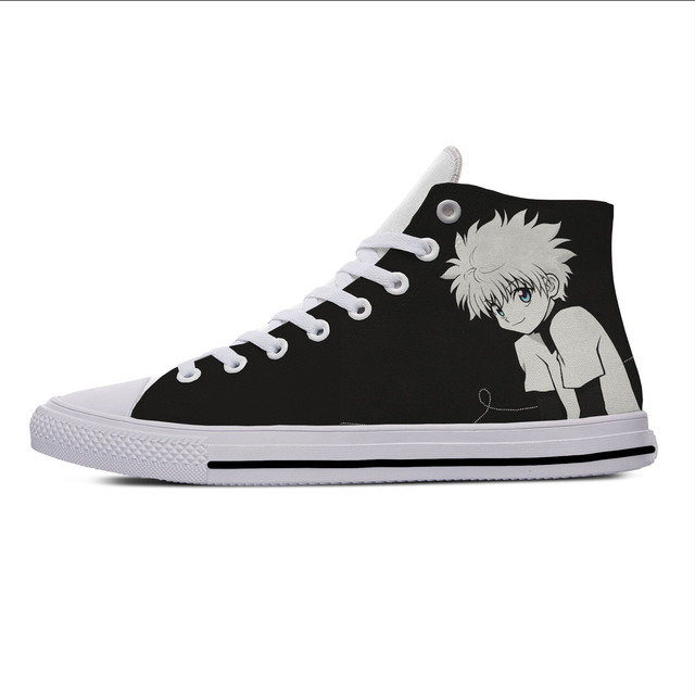 hunter canvas sneakers
