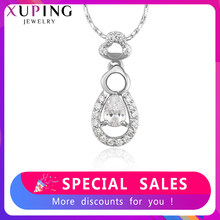 Xuping Fashion Pendant High Quality Charming Design Jewelry Plated Pendants Women Christmas Gifts S3.3/S34.3-31799(China)
