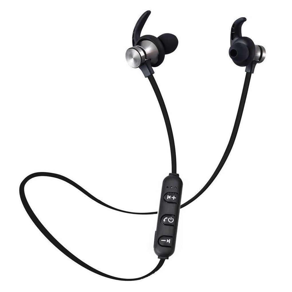 سماعة لاسلكية تعمل بالبلوتوث 5.0 سماعة سماعة الموسيقى الهاتف الرقبة الرياضة سماعة أذن مع هيئة التصنيع العسكري آيفون لسامسونج ل شاومي