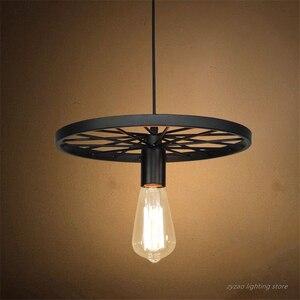 Image 4 - Подвесной светильник s в стиле ретро, промышленный, винтажный, для бара, столовой, кухни