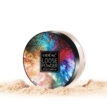 Natural Makeup Setting Powder Long-lasting Waterproof Oil-control Even Skin Color Face Loose Powder недорого