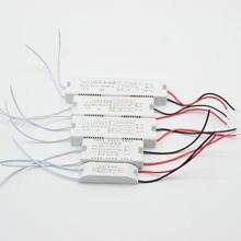 Fonte de alimentação led dc12v/24v 12w 18w 24w 36w 48w 60w 72w transformadores de iluminação AC110-220V motorista para tiras de led