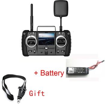 (С аккумулятором) Пульт дистанционного управления, передатчик для Hubsan x4 Pro H109S / H501S / H501A / H301S Quadcopter H906A, аксессуары