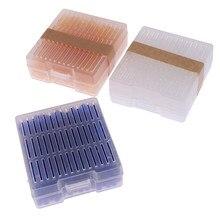 1 коробка, поглотители влаги, силикагель, блок осушителя, многоразовая, влажная, Абсорбирующая коробка, меняющая цвет
