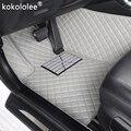 Автомобильный напольный коврик kokolee  для chery tiggo 3 5 qq  для chery  все модели  автомобильные аксессуары  коврики для автомобилей