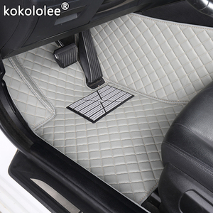 kokololee Custom car floor mat for chery tiggo 3 5 qq for chery all models Auto accessories floor mats for cars(China)