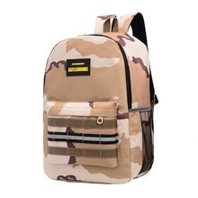 цены на Fashion Camouflage 14inch Laptop Backpack Men Backpacks for Teenage Girls Travel Backpack Bag Women Male School Bags Escolar  в интернет-магазинах