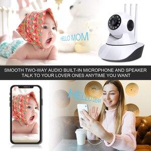 Image 4 - 1080P New Baby Monitor HD Wireless Smart Audio CCTV Camera Home Security Video IP Cameras Network Surveillance Baby Camera WiFi