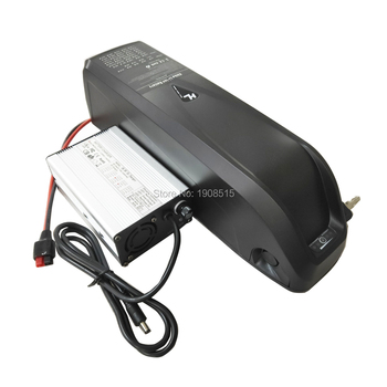 Neue version hailong 14S 51,8 V 14Ah 750W 1000W Elektrische fahrrad batterie 52V 10.4Ah 11.6Ah 12.8Ah ebike li ion batterie mit ladegerät Elektrofahrrad Akku    -