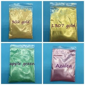 10g pigment perłowy proszek mica farba akrylowa kolor proszek perłowy farba metaliczna proszek błyskowy do brokatu do paznokci 1 partia = 1 kolor = 10g tanie i dobre opinie 1bag mica powder