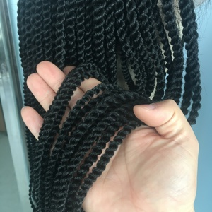 Twist Braids Synthetic Wig Lac