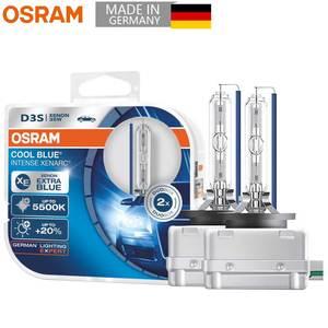 Image 3 - OSRAM D1S D3S xénon voiture phare automatique Super voiture ampoule blanc froid Original 5500K 12V 35W HID CBI Cool bleu Intense (2 pièce)