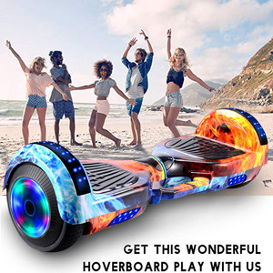 Smart Balance Wheel Hoverboard Skateboard Bluetooth Self Balancing Scooter Flash Wheels 2 Wheels Self Balancing Scooter #45